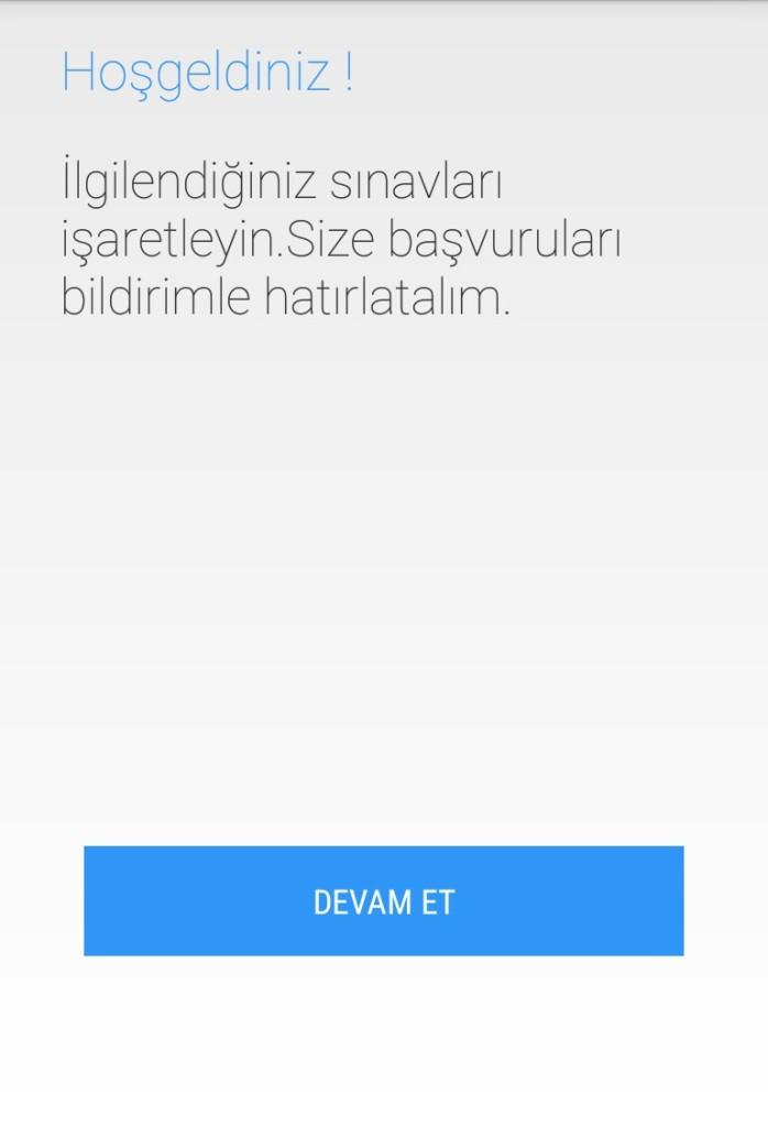 Bildiricin - 1 [Android]