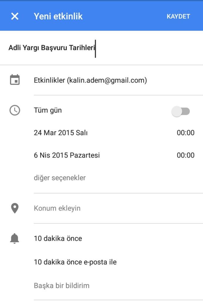 Bildiricin - 7 [Android]